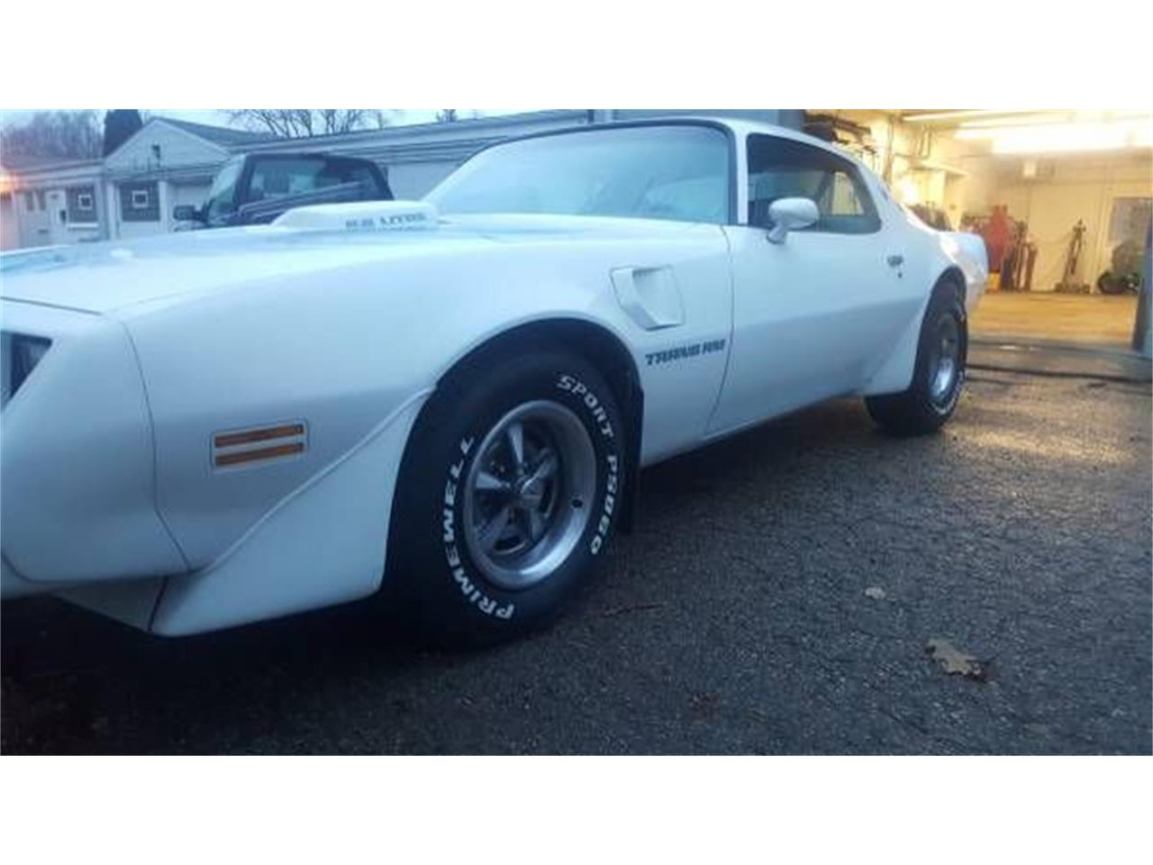 1979 Pontiac Firebird Trans Am (CC-1360739) for sale in Cadillac, Michigan