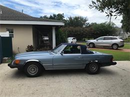 1985 Mercedes-Benz 380SL (CC-1367405) for sale in New  Orleans, Lousiana