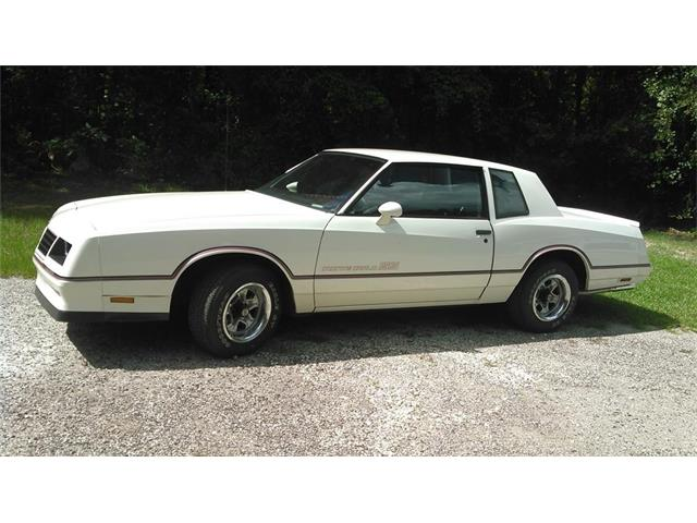 1985 Chevrolet Monte Carlo SS (CC-1367407) for sale in Brooksville, Florida