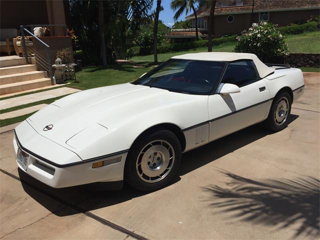 1986 Chevrolet Corvette C4 (CC-1367408) for sale in Salt Lake City, Utah