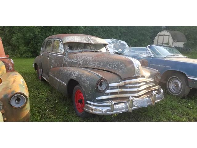 1946 Pontiac Silver Streak (CC-1367430) for sale in Thief River Falls, Minnesota