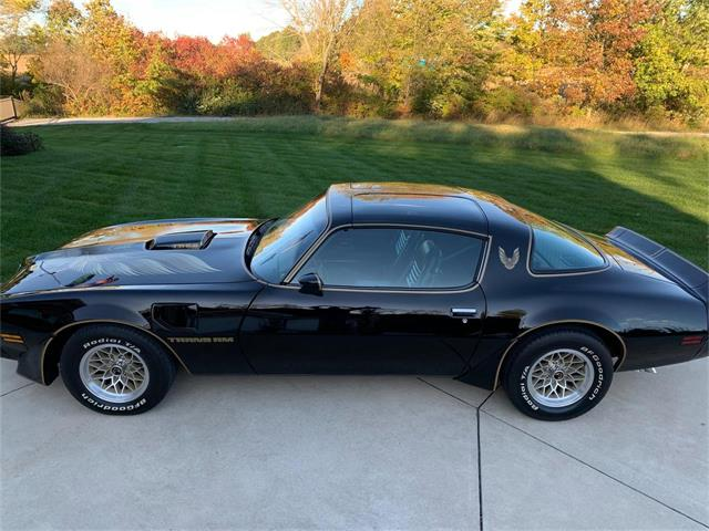 1979 Pontiac Firebird Trans Am SE (CC-1367434) for sale in South Bend, Indiana