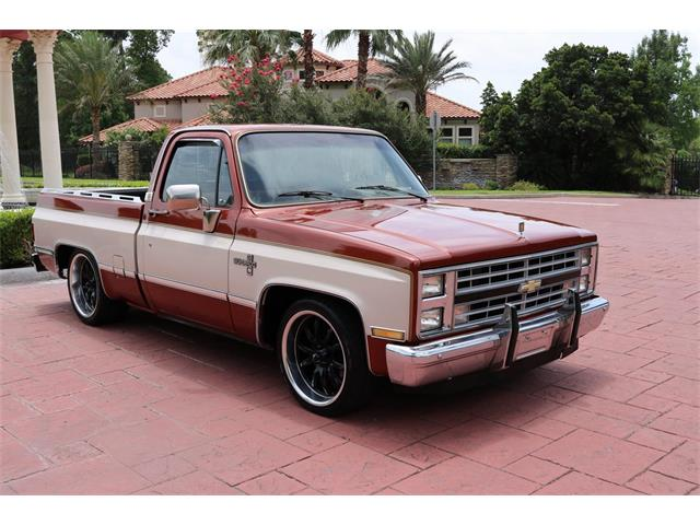 1986 Chevrolet C10 (CC-1367437) for sale in Conroe, Texas