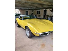 1968 Chevrolet Corvette (CC-1360746) for sale in Cadillac, Michigan