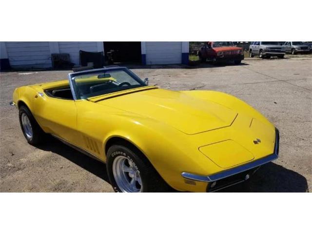 1968 Chevrolet Corvette (CC-1360746) for sale in Cadillac, Michigan