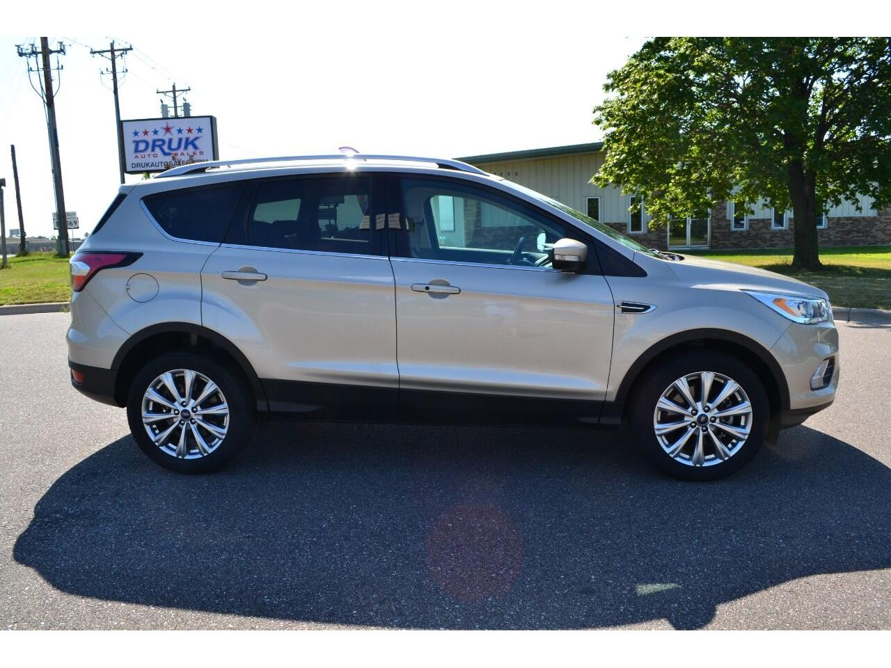2017 Ford Escape (CC-1367478) for sale in Ramsey, Minnesota