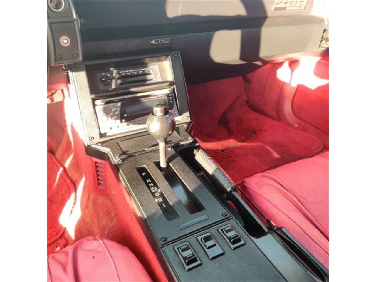 1985 Chevrolet Camaro (CC-1360749) for sale in Cadillac, Michigan