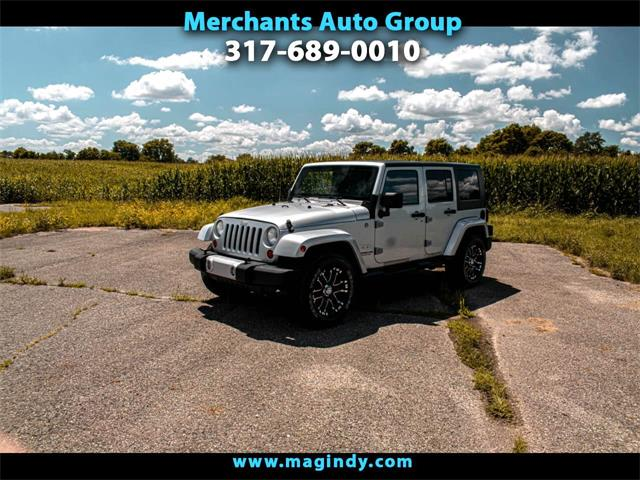 2008 Jeep Wrangler (CC-1367498) for sale in Cicero, Indiana