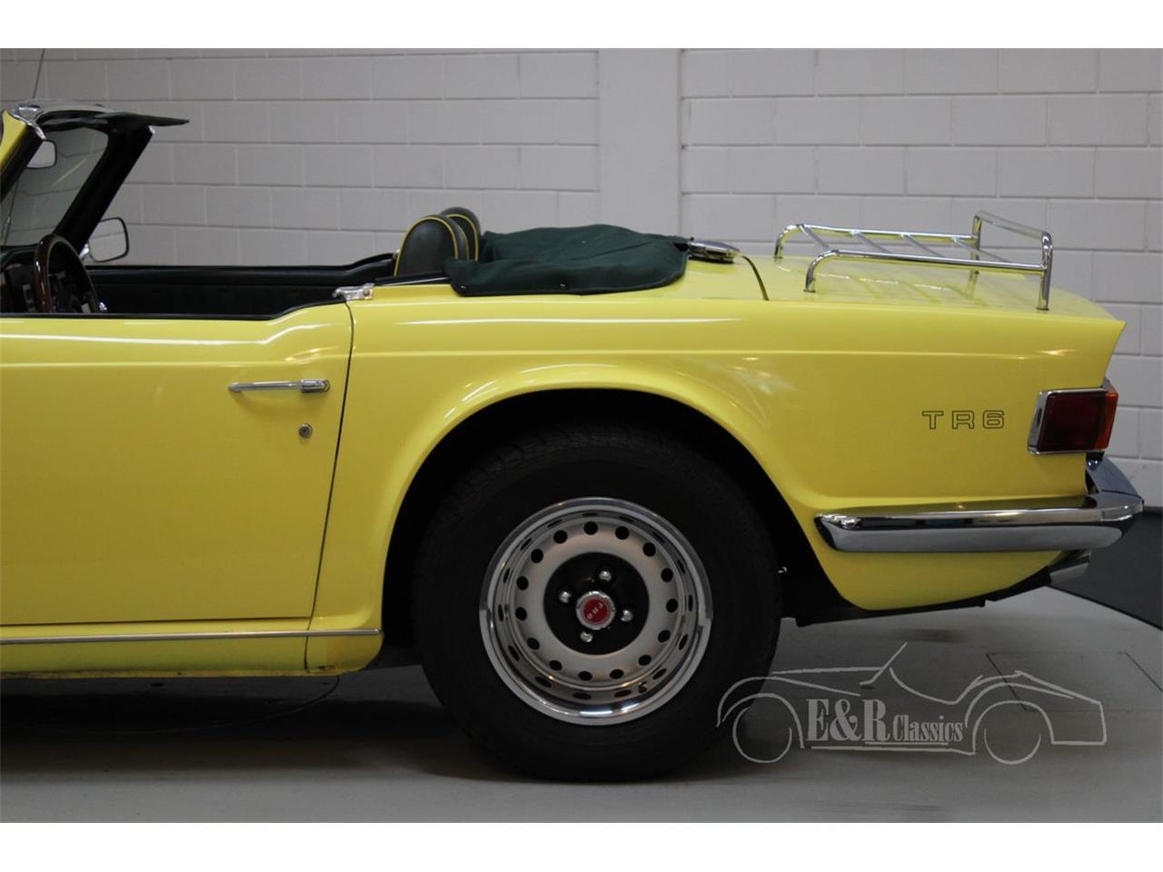 1971 Triumph TR6 (CC-1367518) for sale in Waalwijk, Noord-Brabant