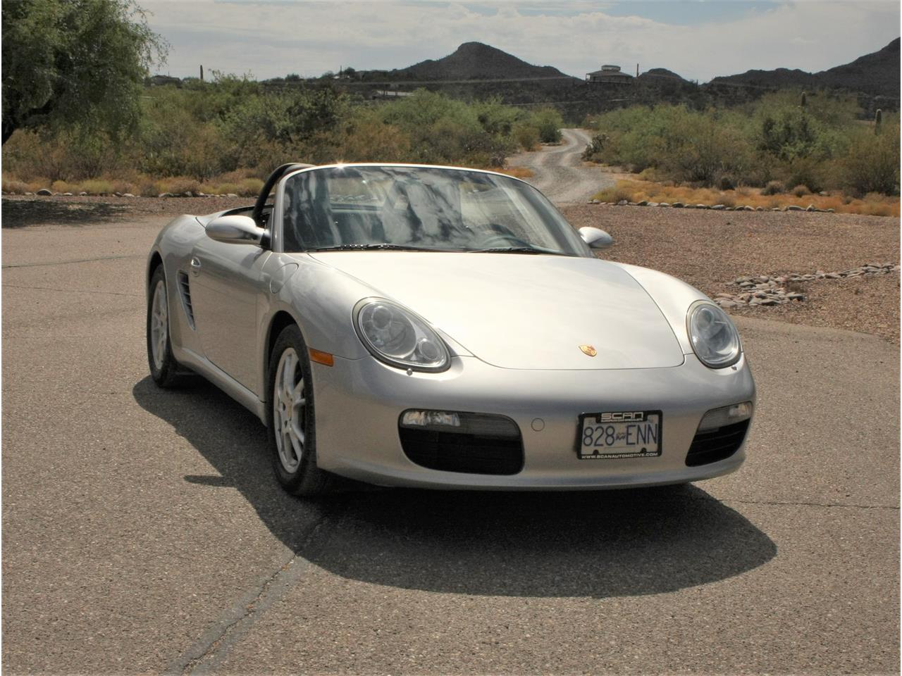 2007 Porsche Boxster (CC-1367522) for sale in Tucson, Arizona