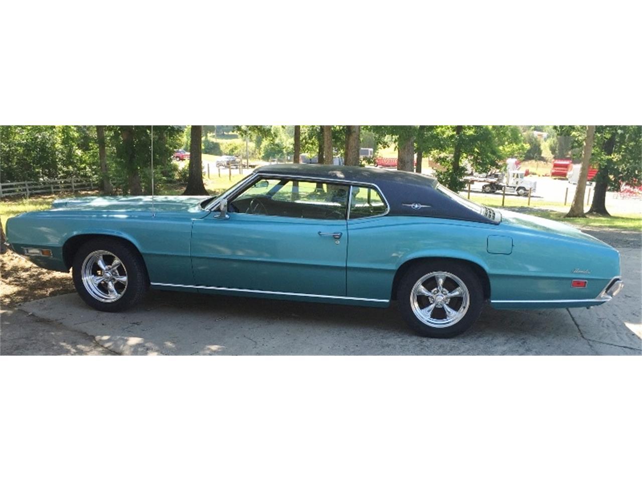1971 Ford Thunderbird (CC-1367525) for sale in MARSHVILLE, North Carolina