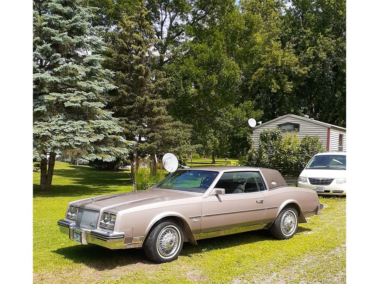 1984 Buick Riviera (CC-1367529) for sale in Osakis, Minnesota