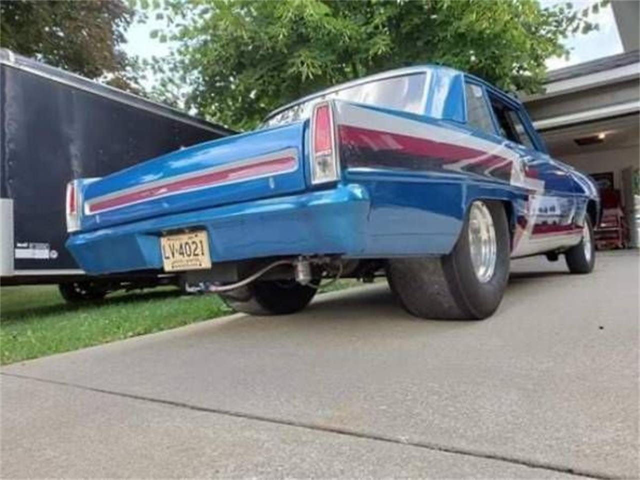 1966 Chevrolet Nova (CC-1360753) for sale in Cadillac, Michigan