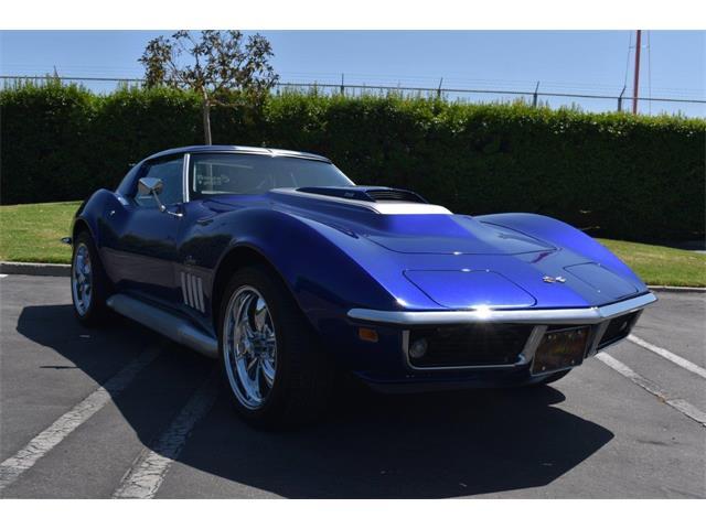 1969 Chevrolet Corvette (CC-1367536) for sale in Costa Mesa, California