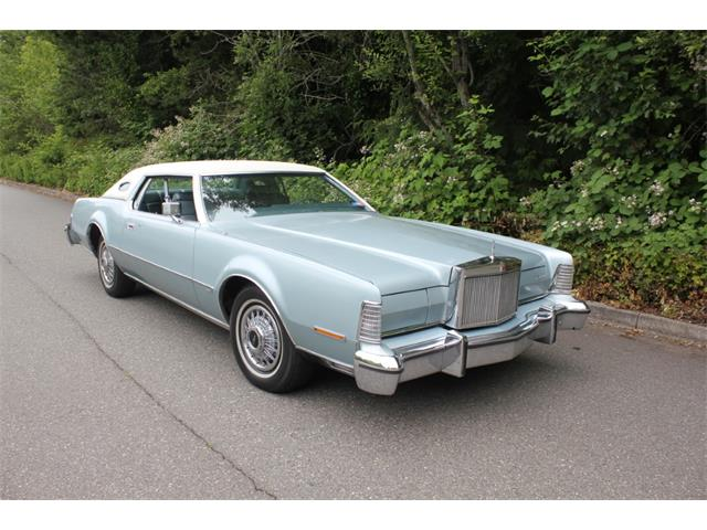 1974 Lincoln Continental (CC-1367596) for sale in Tacoma, Washington