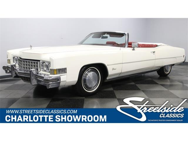 1973 Cadillac Fleetwood (CC-1360076) for sale in Concord, North Carolina