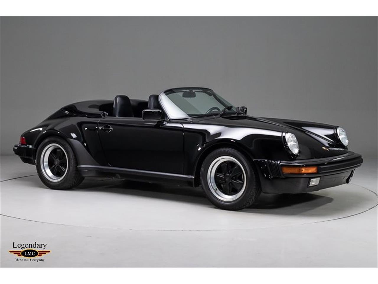 1989 Porsche 911 Speedster (CC-1360760) for sale in Halton Hills, Ontario
