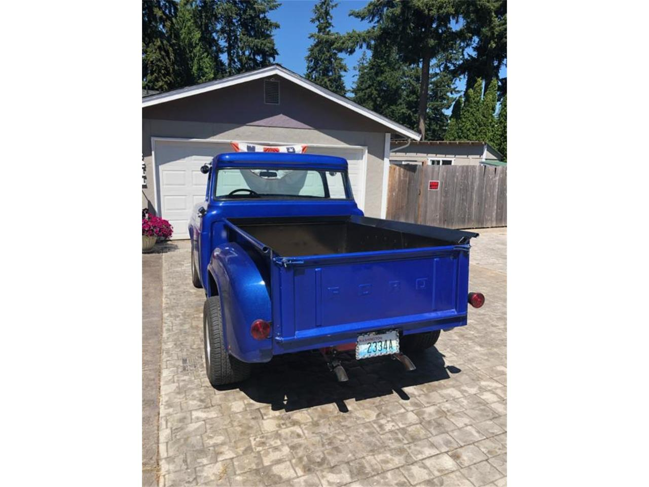 1957 Ford Pickup (CC-1367610) for sale in Tacoma, Washington