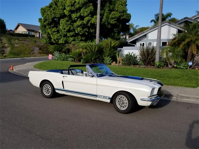 1966 Ford Mustang GT350 (CC-1367613) for sale in Solana Beach, California