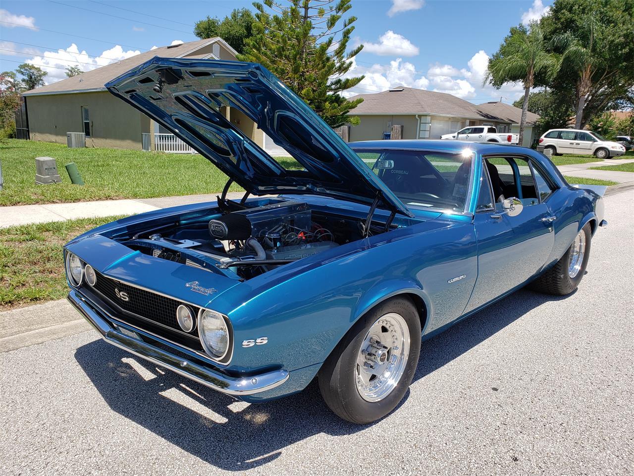 1967 Chevrolet Camaro (CC-1367624) for sale in Groveland, Florida