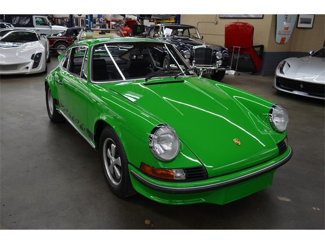 1973 Porsche 911 RS Touring