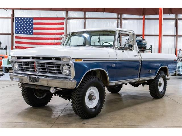 1973 Ford F250 (CC-1367666) for sale in Kentwood, Michigan