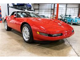 1992 Chevrolet Corvette (CC-1367667) for sale in Kentwood, Michigan