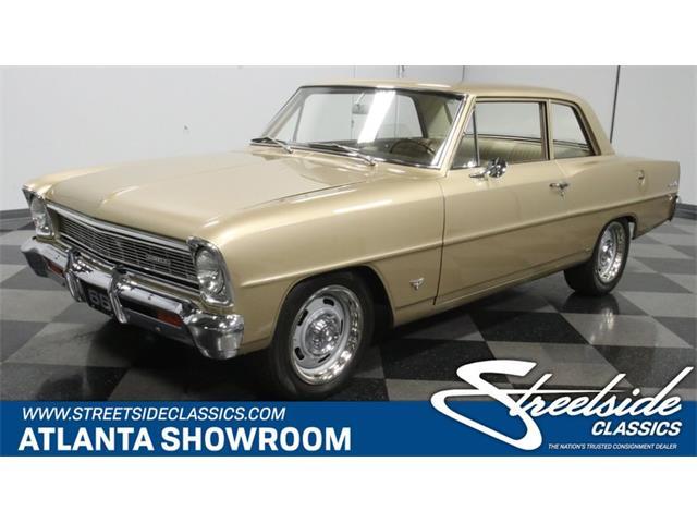 1966 Chevrolet Nova (CC-1367675) for sale in Lithia Springs, Georgia