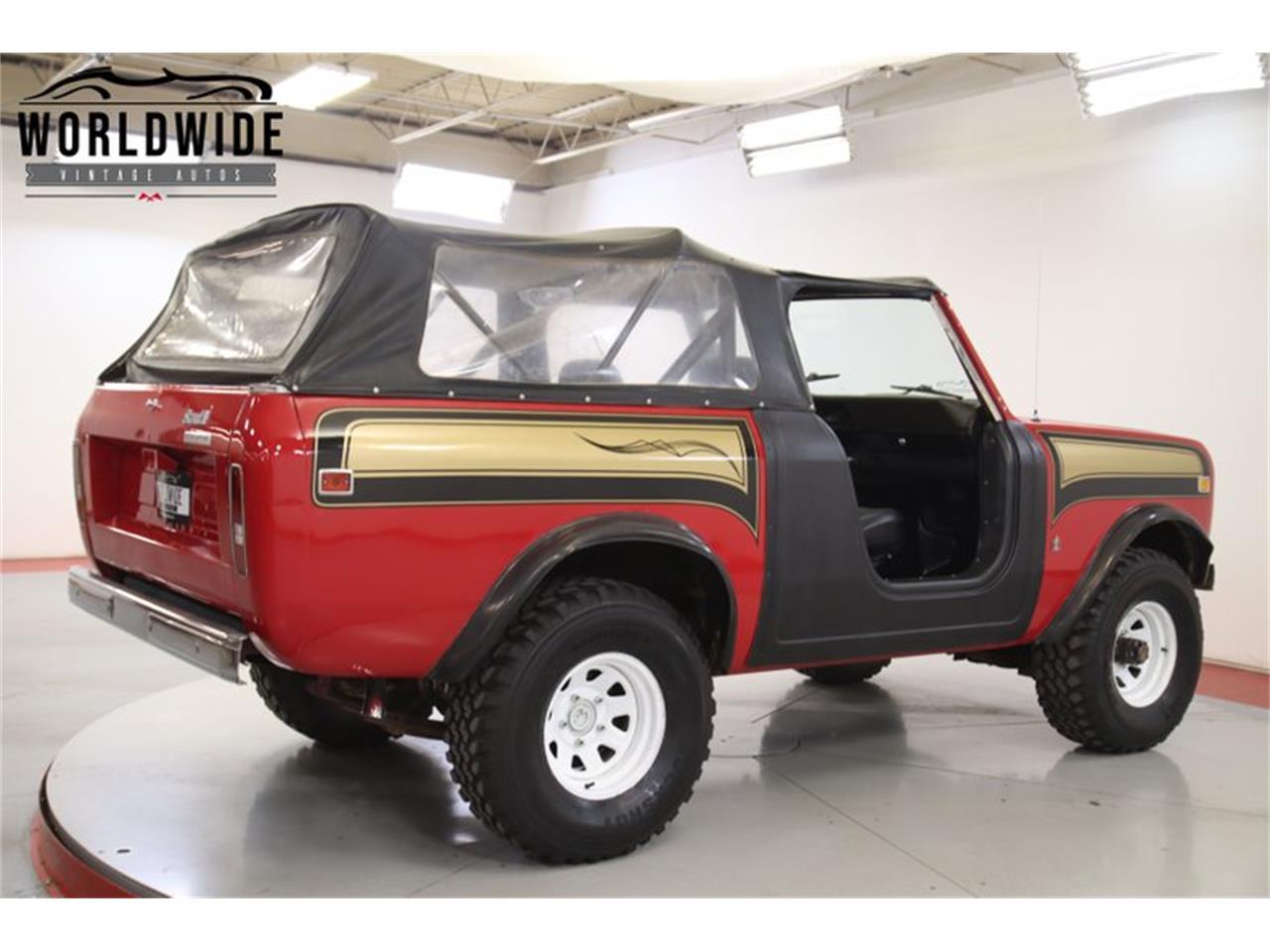 1977 International Scout (CC-1367680) for sale in Denver , Colorado