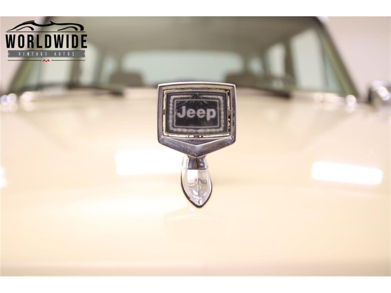 1986 Jeep Grand Wagoneer (CC-1367681) for sale in Denver , Colorado