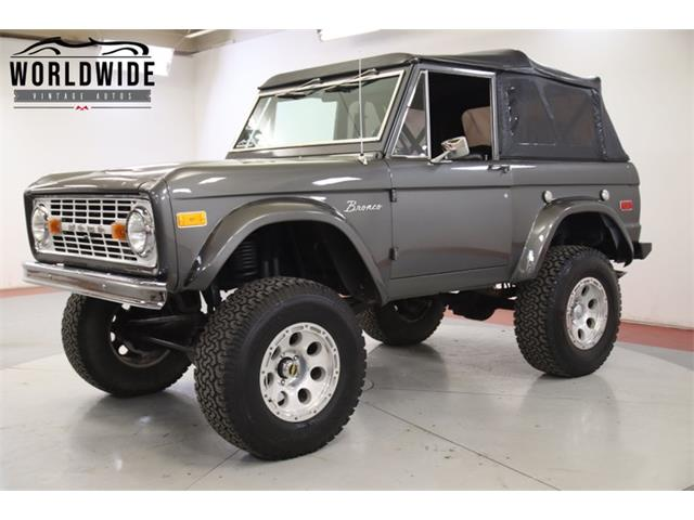 1976 Ford Bronco (CC-1367682) for sale in Denver , Colorado