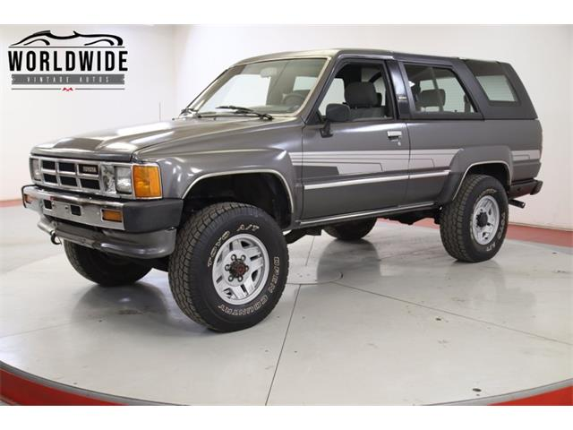 1986 Toyota 4Runner (CC-1367685) for sale in Denver , Colorado