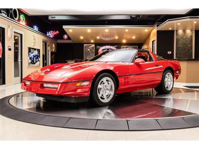 1990 Chevrolet Corvette (CC-1367702) for sale in Plymouth, Michigan