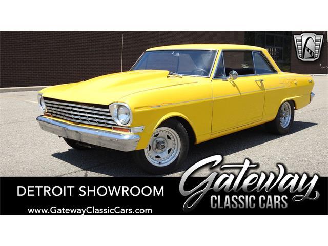 1963 Chevrolet Nova (CC-1367706) for sale in O'Fallon, Illinois