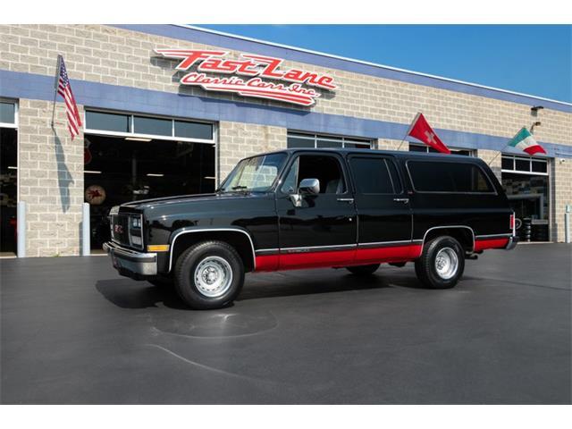 1990 GMC Suburban (CC-1367709) for sale in St. Charles, Missouri