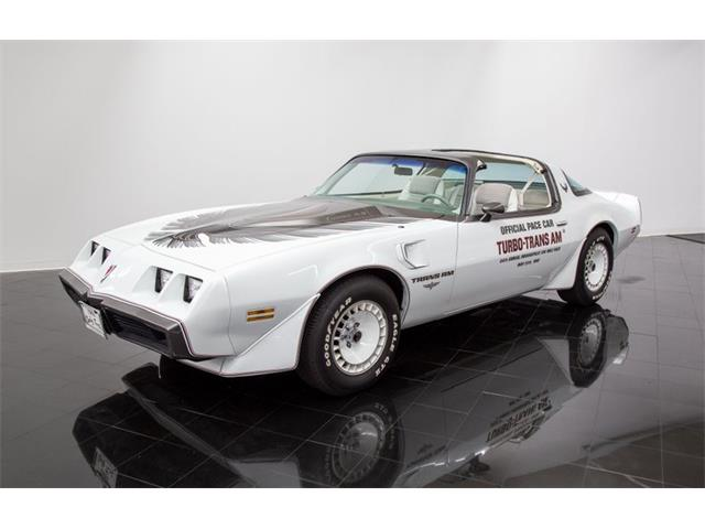1980 Pontiac Firebird Trans Am