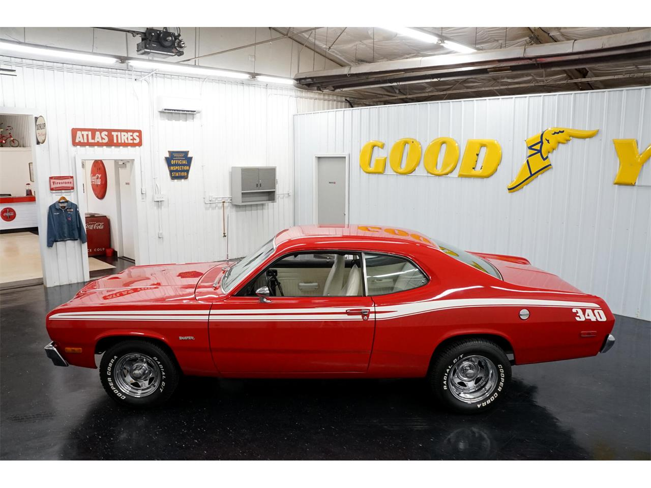 1973 Plymouth Duster (CC-1367715) for sale in Homer City, Pennsylvania