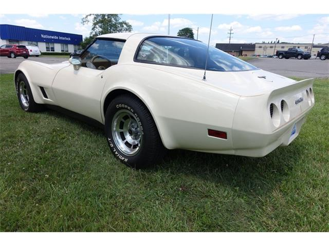 1981 Chevrolet Corvette (CC-1367720) for sale in Troy, Michigan