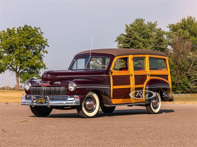 1946 Mercury Woody Wagon (CC-1367722) for sale in Auburn, Indiana