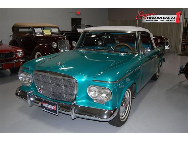 1962 Studebaker Lark (CC-1367727) for sale in Rogers, Minnesota