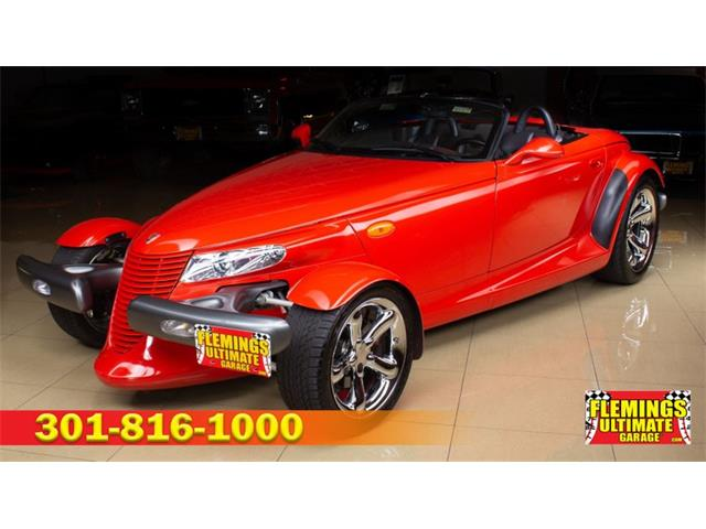 1999 Plymouth Prowler (CC-1360773) for sale in Rockville, Maryland