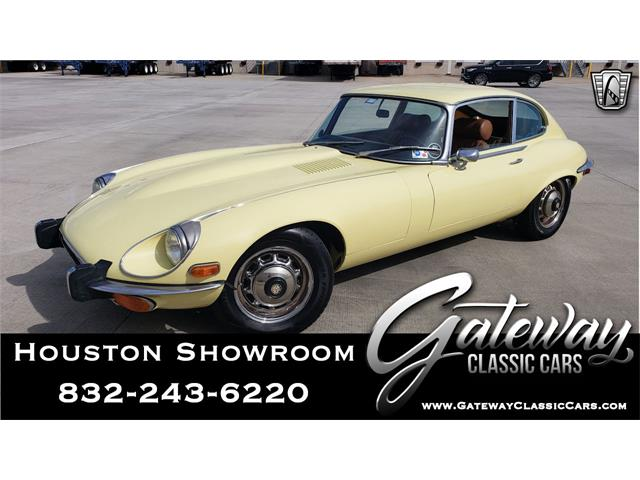1973 Jaguar XKE (CC-1367730) for sale in O'Fallon, Illinois