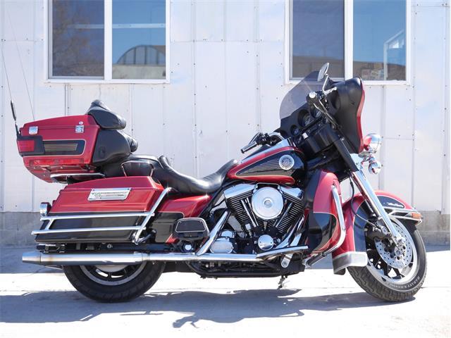 1998 Harley-Davidson Motorcycle