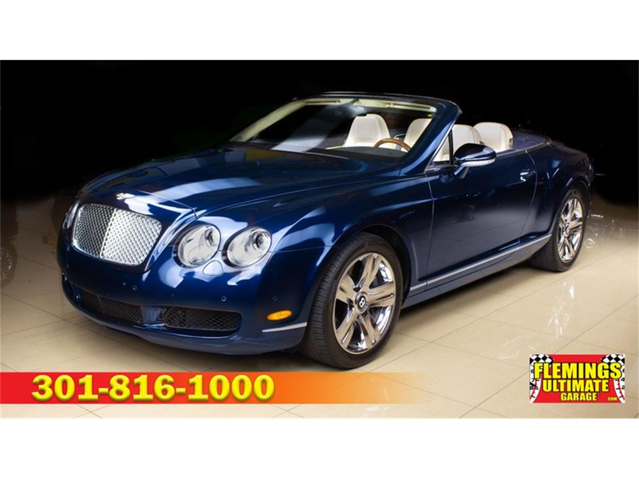 2007 Bentley Continental (CC-1360774) for sale in Rockville, Maryland