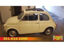 1972 Fiat 500L (CC-1360775) for sale in Rockville, Maryland