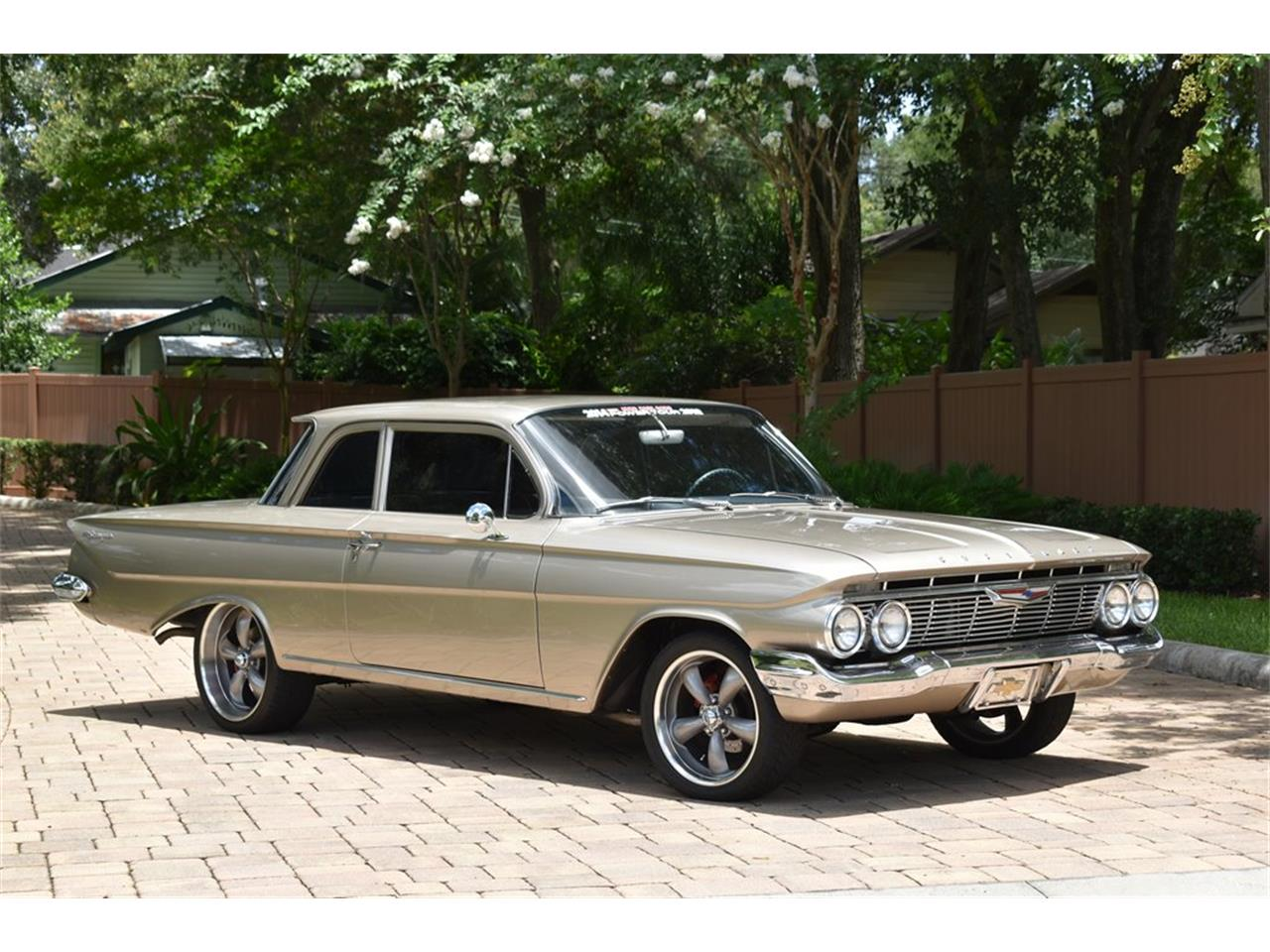 1961 Chevrolet Biscayne (CC-1367765) for sale in Lakeland, Florida