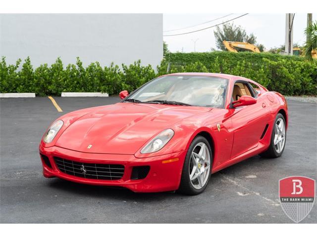 2007 Ferrari 599 (CC-1367786) for sale in Miami, Florida