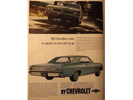 1966 Chevrolet Chevelle (CC-1360780) for sale in Rockville, Maryland