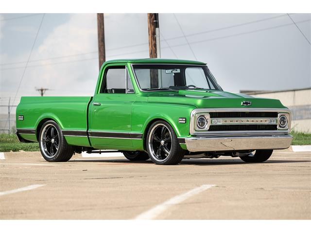 1970 Chevrolet C/K 10