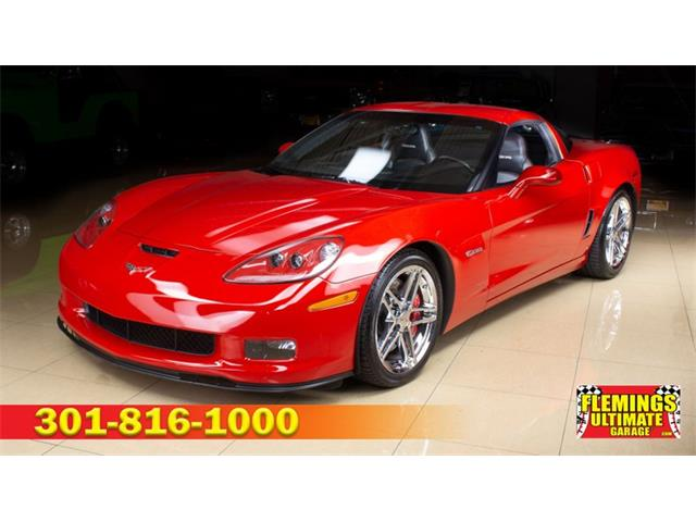 2008 Chevrolet Corvette (CC-1360782) for sale in Rockville, Maryland